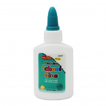 CHL46001 - Economy Washable School Glue 1.25Oz in Glue/adhesives