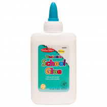 CHL46004 - Economy Washable School Glue 4 Oz in Glue/adhesives