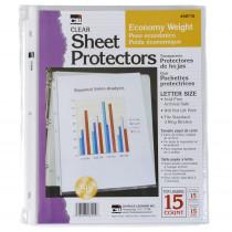 CHL48115 - Sheet Protectors Economy 15/Bg in Sheet Protectors