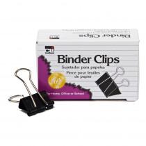 CHL50001 - Binder Clips Mini 12Ct 1/4In Capacity in Clips