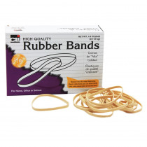 CHL56132 - Rubber Bands 3 X 1/32 X 1/8 1/4 Lb Box in Mailroom
