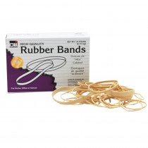 CHL56154 - Rubber Bands Assorted Sizes in Mailroom