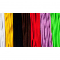 CHL65210 - Chenille Stems 6In Asst Clrs in Chenille Stems