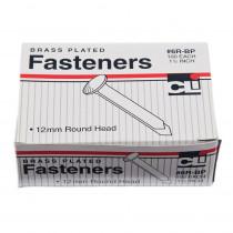 CHL6RBP - Brass Paper Fasteners 1 1/2 100/Box in Fasteners