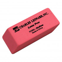 CHL71504 - 24/Bx Synthetic Wedge Erasers Med in Erasers