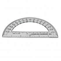 CHL77106 - 6 Inch Protractor in Drawing Instruments