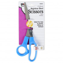 CHL80800 - 8In Economy Scissors 1/Card in Scissors