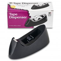 CHL900BK - Desk Tape Dispenser Black in Tape & Tape Dispensers