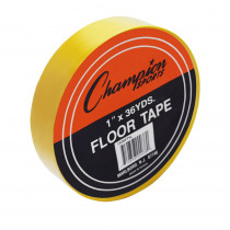 CHS1X36FTYL - Floor Marking Tape Yellow in Floor Tape