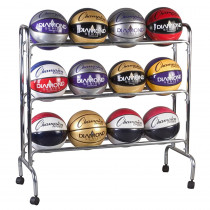 CHSBRC3 - Portable Ball Rack 3 Tier Holds 12 Balls in Racks