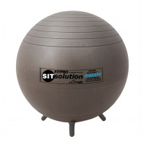CHSBRT53WL - Maxafe 53Cm Sitsolution Ball W/ Stability Legs in Physical Fitness
