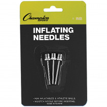CHSINB - Inflating Needles in Pumps