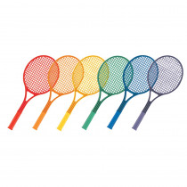 CHSJTRSET - Plastic Tennis Racket Set in Outdoor Games
