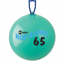 CHSPP65 - Fitpro 25.5In Hop Along Pon Pon Ball Green Large in Physical Fitness