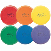CHSRDSET - 8.5In 6 Pc Asst Rhino Foam Disc Set in Playground Equipment