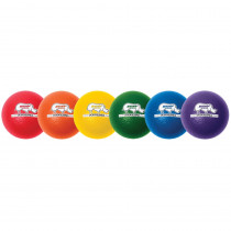 CHSRXD8SET - Rhino Skin Dodge Ball 8In Set Of 6 in Outdoor Games