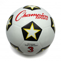 CHSSRB3 - Champion Soccer Ball No 3 in Balls