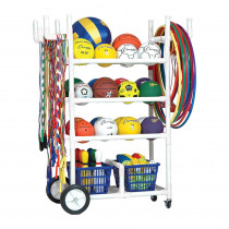 CHSTWCART - Heavy Duty Cart All Terrain Indoor Outdoor in A/v Carts