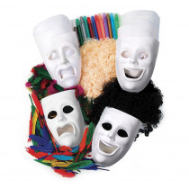 CK-1720 - Mask Activities Box in Art & Craft Kits