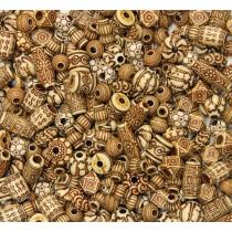 CK-3259 - Mixed Bone Beads in Beads