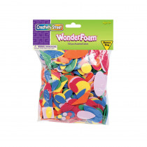 CK-4314 - Wonderfoam 720 Pcs In Assrt Colors in Foam