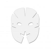 CK-4652 - Dimensional Paper Masks 40Pk in Art & Craft Kits