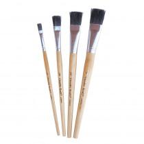 CK-5182 - Stubby Easel Brush Set in Paint Brushes