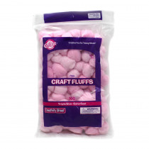 CK-6402 - Craft Fluffs Pink in Craft Puffs
