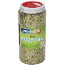 CK-8917 - Glitter 1 Lb. Gold in Glitter