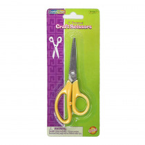 CK-9611 - Kid Scissors 5In Pointed in Scissors