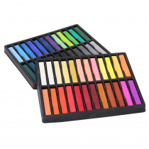 CK-9748 - Quality Artists Square Pastels 48 Assorted Pastels in Pastels