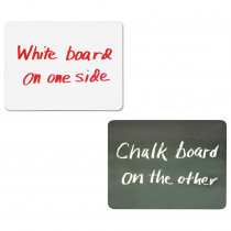 CK-988310 - Combo Chalk & White Board 10Pk Classpack 9 X 12 in Chalk Boards