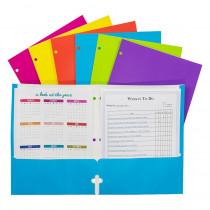 2-Pocket Laminated Paper Portfolios - CLI06300 | C-Line Products Inc | Folders