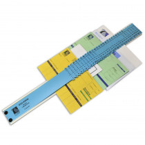 "All-Purpose Document Sorter, Plastic, 2 1/2 x 23 1/2"" - CLI30526 