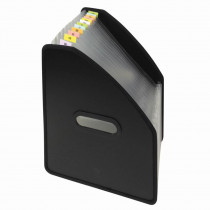 CLI58810 - C-Line 13 Pocket Vertical Expanding File in Folders