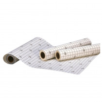 "Cleer Adheer Heavyweight Laminating Film Roll, Clear, One-Sided, 24 x 600"" - CLI65050 