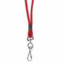 CLI89314 - C Line Red Std Lanyard With Swivel Hook in Accessories