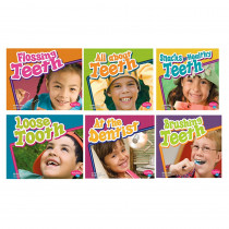 CPB9781429620925 - Healthy Teeth Book Set Of 6 in Science