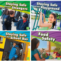 CPB9781429683906 - Staying Safe Book Set Set Of 6 in Social Studies