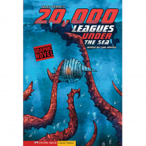 CPB9781434204974 - 20000 Leagues Under The Sea Graphic Novel in Classics