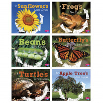 CPB9781515770978 - Explore Life Cycles St Of 6 Books in Science