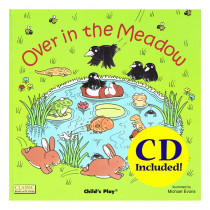 CPY9781846431364 - Over In The Meadow & Cd in Books W/cd