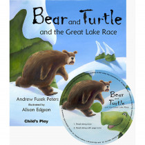 CPY9781846433474 - Bear And Turtle And The Great Lake Race Traditional Tale With A Twist in Classroom Favorites