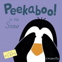 CPY9781846438653 - Peekaboo Board Books In The Snow in Big Books