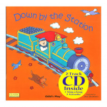 CPY9781904550686 - Down By The Station Paperback & Cd in Books W/cd