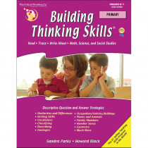 CTB05231 - Building Thinking Skills Primary in Books