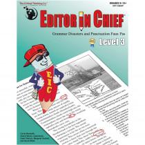 CTB9712 - Editor In Chief Lv 3 in Editing Skills