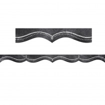 CTP0249 - Chalk It Up Dotted Swirl Border in Border/trimmer