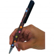 CTP0297 - Dots On Chocolate Pen in Pens
