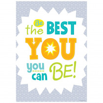 CTP0312 - Be The Best You  Inspire U Poster Paint in Motivational